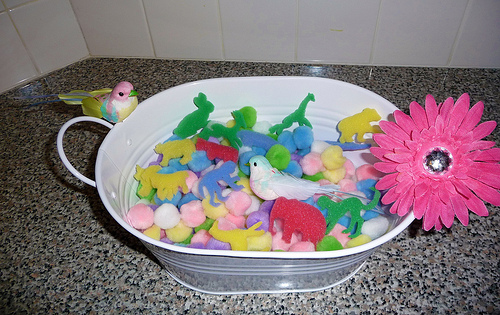 Summer Sensory Tub Ideas