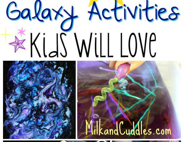 The 11 Best Galaxy Crafts & Activities for Kids!