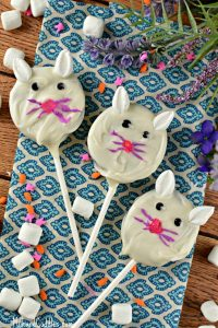 Easter Bunny Pops Recipe!