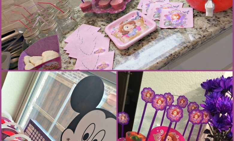 Our #DisneySide Valentines Day Party!