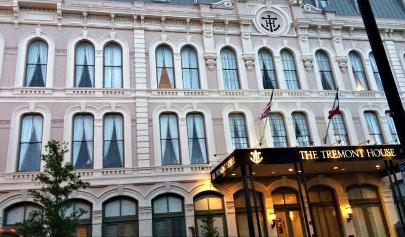 The Tremont House – Galveston Hotel Review