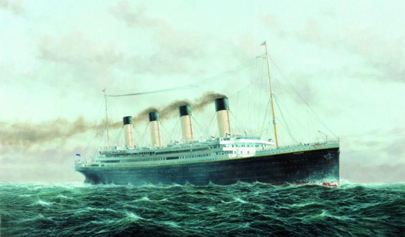 Titanic: The Artifact Exhibition visits Ft. Worth