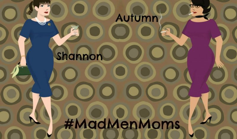 The #MadMenMoms talk all things Mad Men!