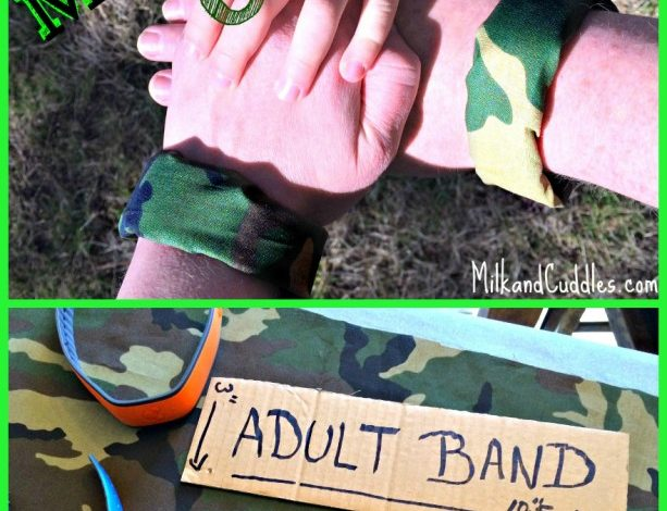 Make a CoverBand for your Disney MagicBand!