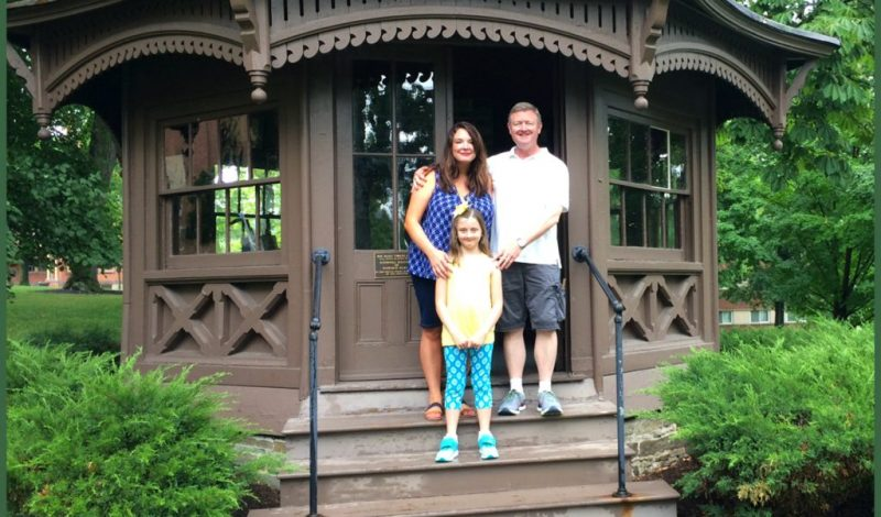 Visiting Mark Twain's Study {Elmira, New York}
