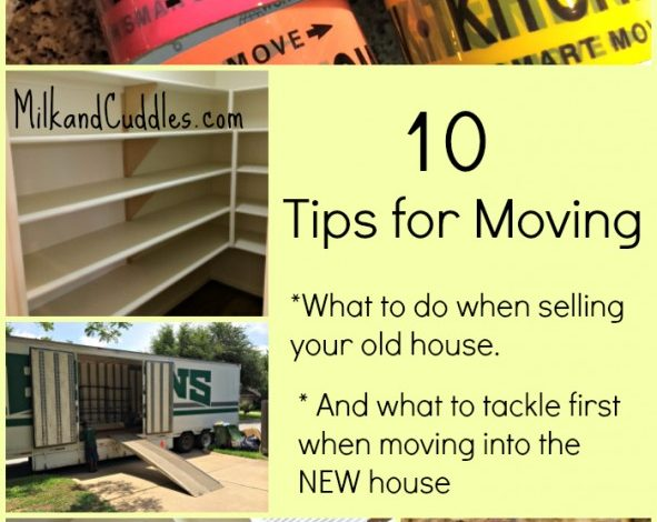 10 Tips for Moving!