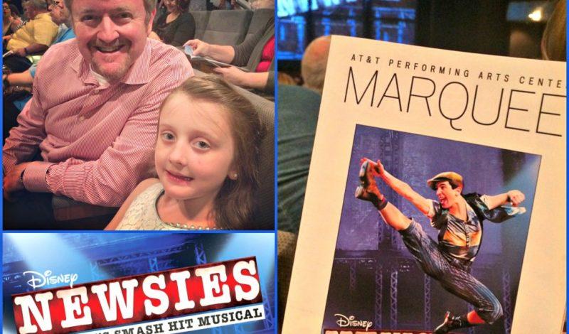 Newsies – American Tour in Dallas