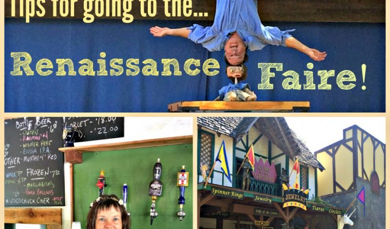 Scarborough Renaissance Festival – 5 Tips to know before you go!