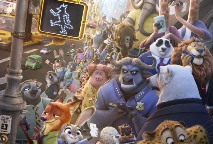 Disney's ZOOTOPIA – An Animators View!