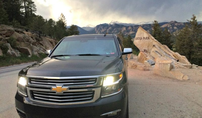 Colorado Road Trip Challenge {Chevy Tahoe}