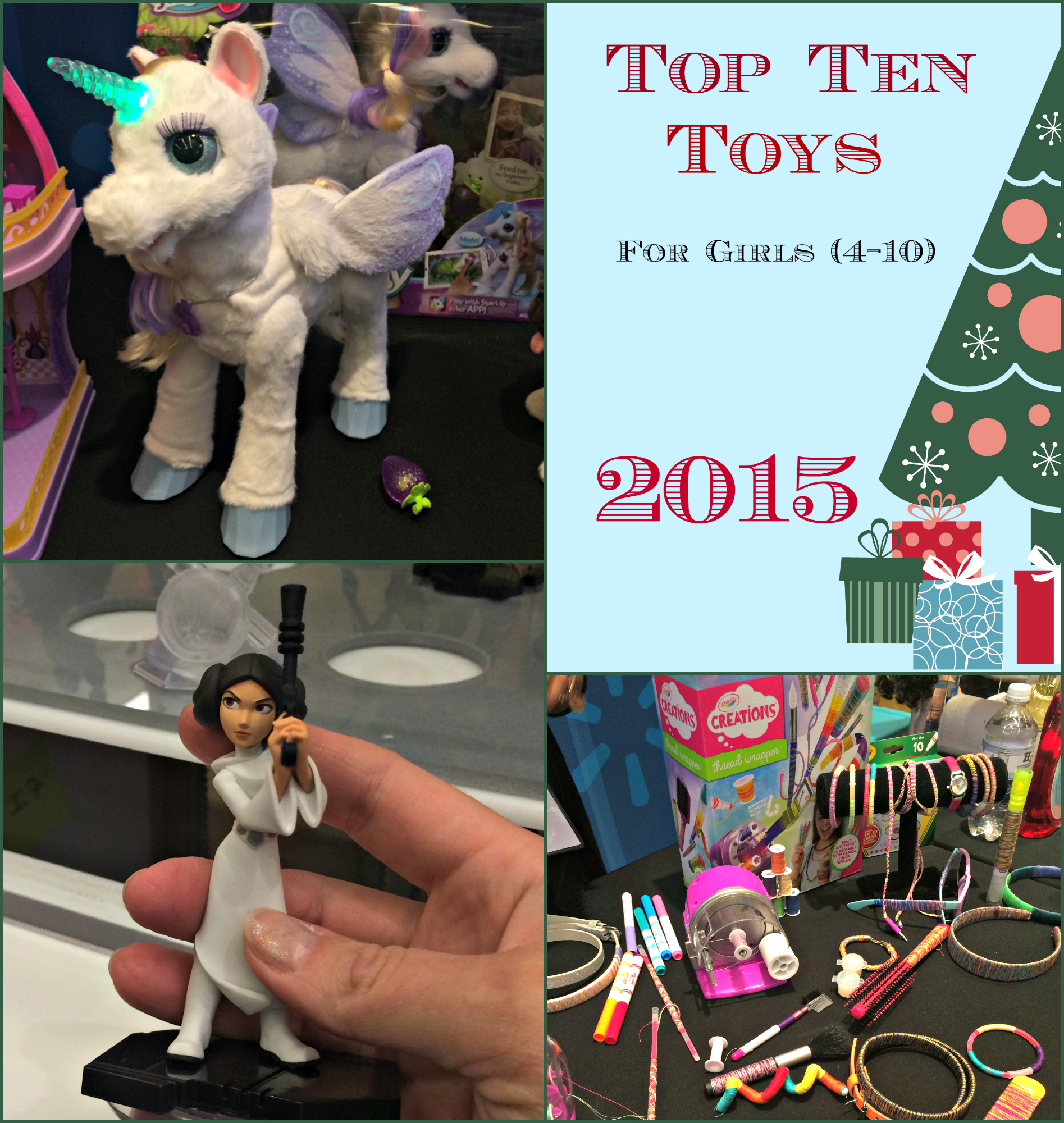 Toys For Ages 10 And Up : Top gifts for girls age everyday best
