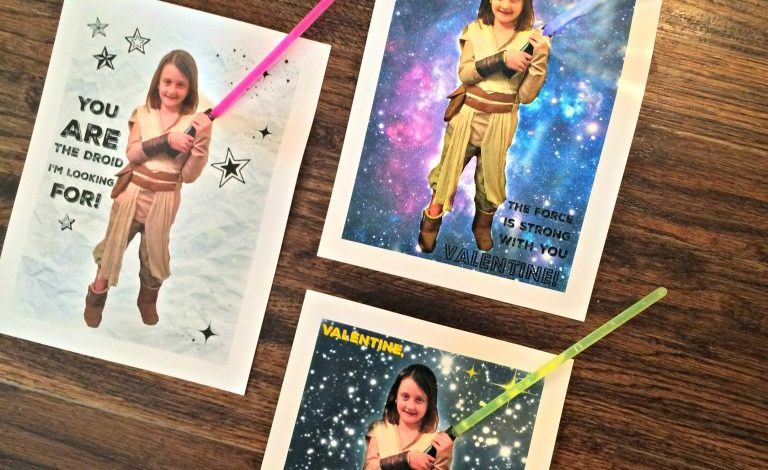 Star Wars Valentines – Tips for making your own!