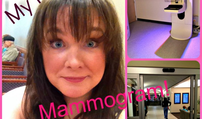 My First Mammogram – A Video of what to Expect!