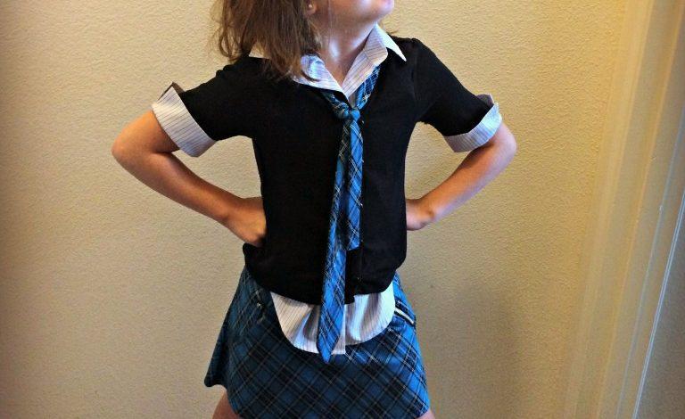 "5 Tips for a Roald Dahl's ""Matilda"" Costume"