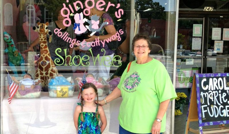Adopting a Middleton Baby Doll – A sweet stop in Georgia!