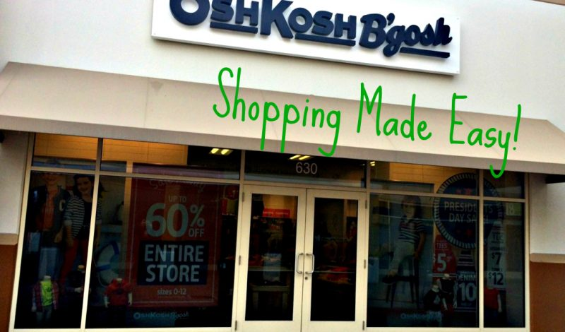 OshKosh New Spring Styles! {25% Off Coupon!}
