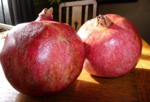 How to – Get the Seeds out of a Pomegranate