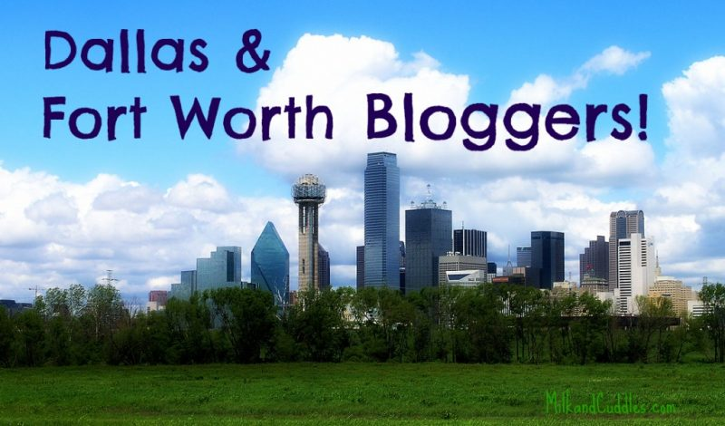 Dallas & Fort Worth Bloggers You Should be Reading!
