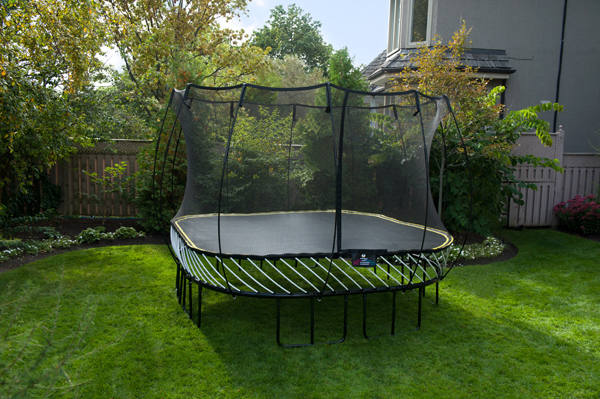 springfree trampoline giveaway a safe trampoline yes kid activity