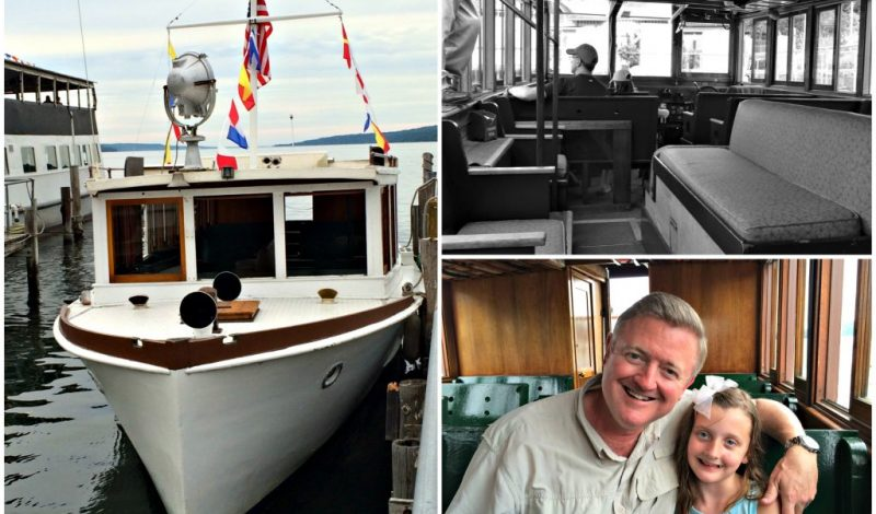 Cruise Seneca Lake – on The Stroller IV