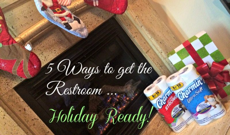 Bringing the Holidays – to your Restroom!