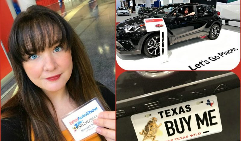The place to be? The DFW Auto Show!