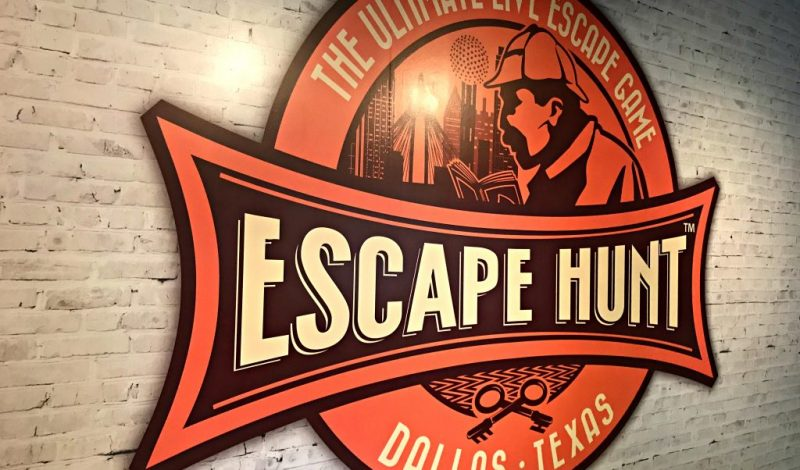 Escape Hunt Dallas – Why You NEED to Go!