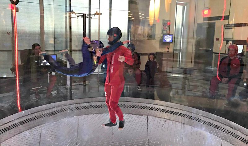 iFLY – the Indoor Skydiving Experience!