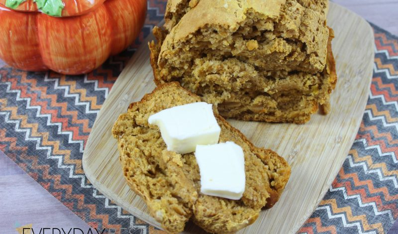 Best Ever – Pumpkin Beer Bread Recipe