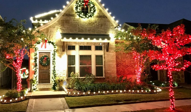 The Perfect Light – Christmas Light Before & After!