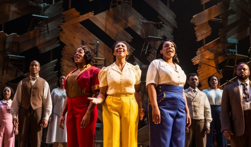 The Color Purple – The Musical comes to Dallas