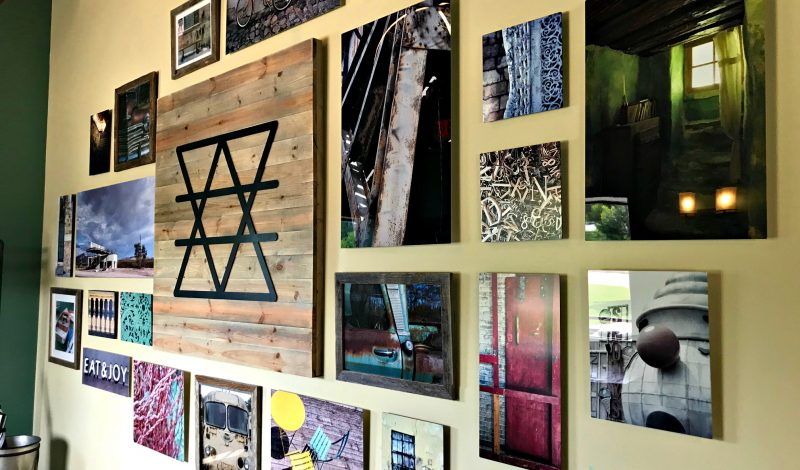 Urban Alchemy Coffee & Wine Bar – is Arlington's Central Perk!