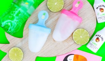 Easy – Boozy Tropical Popsicles