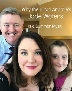 Summer Bucket List: JadeWaters at the Hilton Anatole!