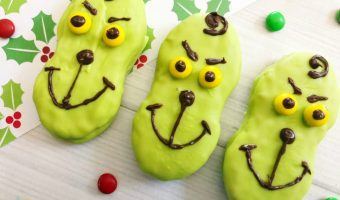 Cookies – even a GRINCH will Love!