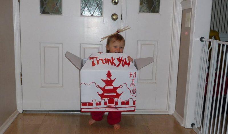 An easy Halloween Costume idea!