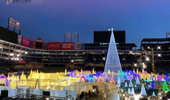 Enchant Christmas -Globe Life Park Arlington