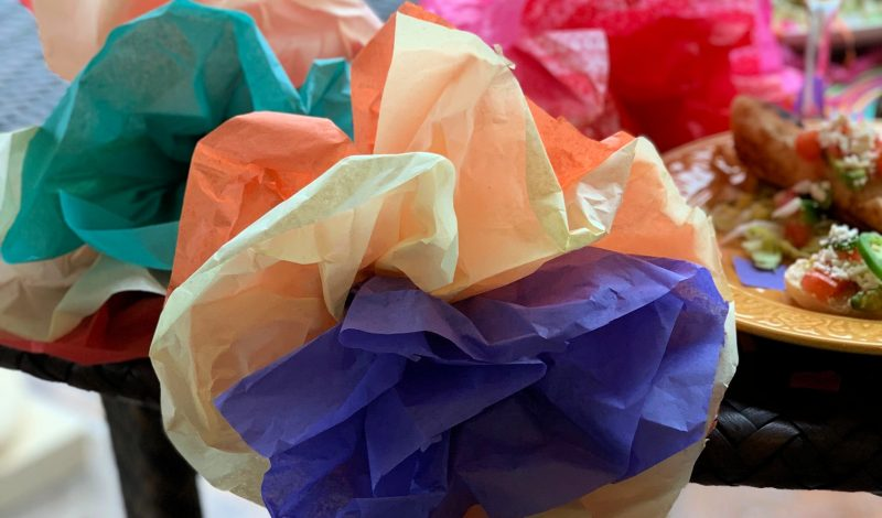 How to make Easy Mexican Paper Flowers