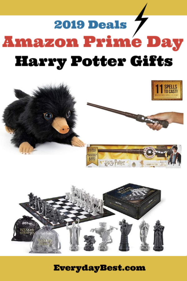 Amazon Prime Harry Potter