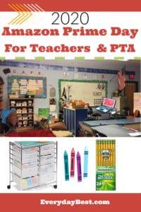 Amazon prime Day Tips for teachers