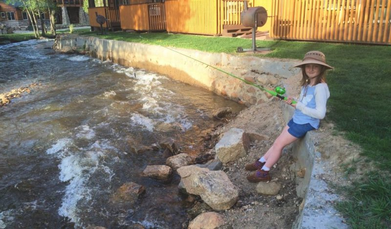 Where to stay in Estes Park, Colorado!