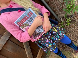 DIY Luna Lovegood Costume – for Cheap!